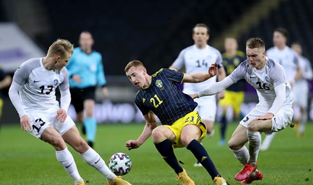 Швеция - Эстония, Getty Images
