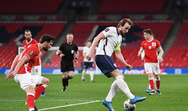 Англия - Польша, Getty Images