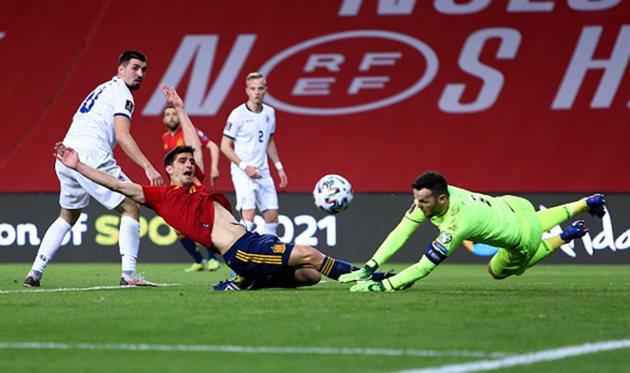Испания - Косово, Getty Images