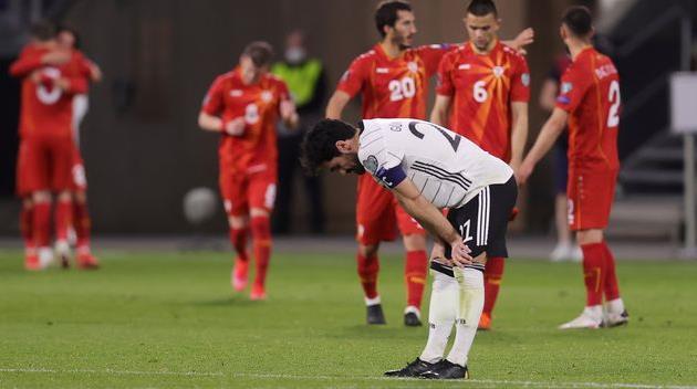 Германия — Северная Македония, Getty Images