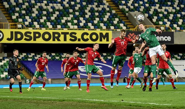 Северная Ирландия — Болгария, Getty Images