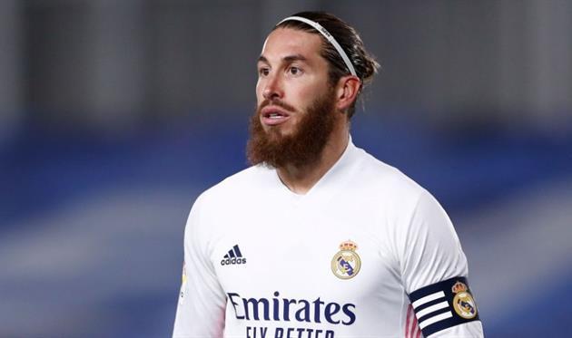 Серхио Рамос, ФК Реал Мадрид
