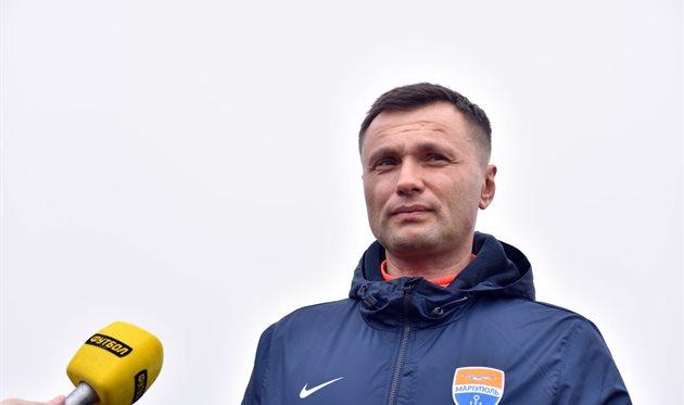 Остап Маркевич, ФК Мариуполь