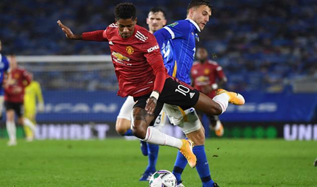 Манчестер Юнайтед - Брайтон, Getty Images