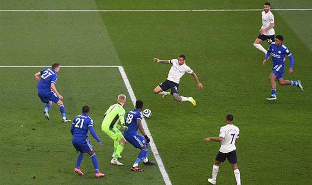 Лестер – Манчестер Сити 0:2 Видео голов и обзор матча