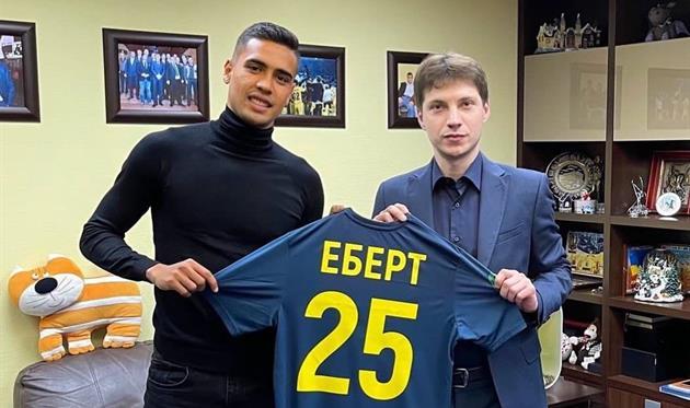Эберт, фото ФК Металл