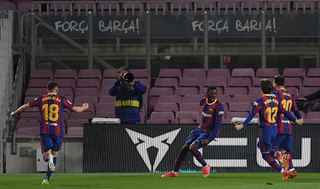 Барселона — Вальядолид, Getty Images