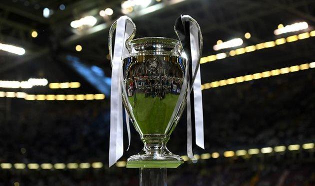 Кубок Лиги чемпионов УЕФА, Getty Images