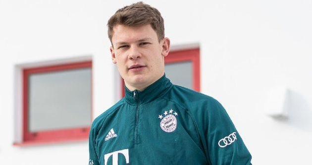 Александер Нюбель, fcbayern.com