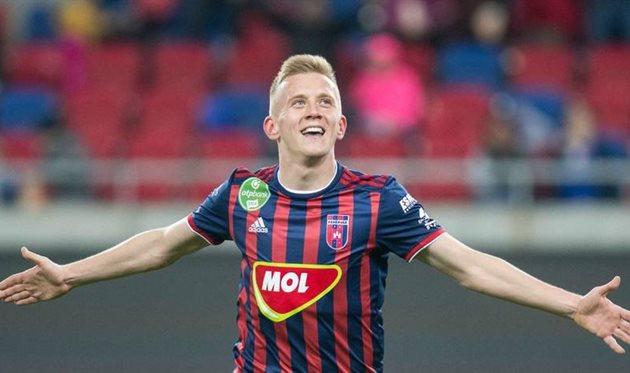 Петряк отметился дублем за Фехервар в матче против Уйпешта