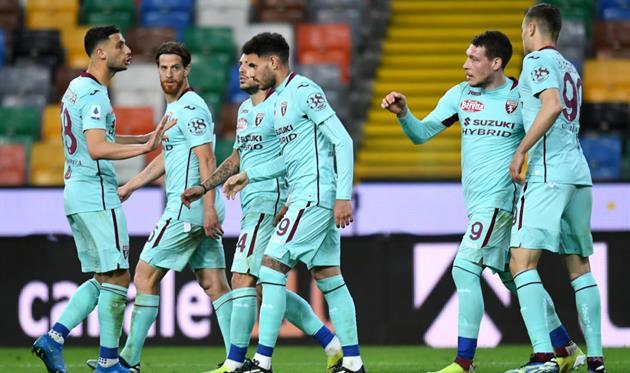 Игроки Торино, getty images