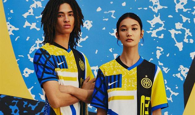 Новая форма Интера, Фото: Интер Милан