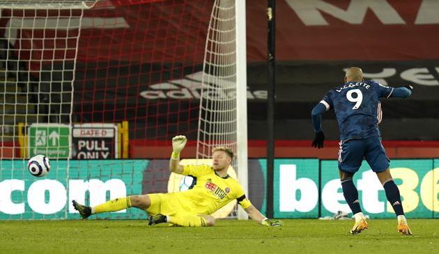 Шеффилд Юнайтед — Арсенал, Getty Images