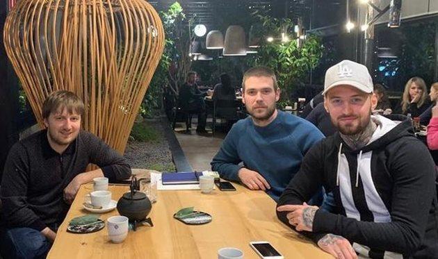 Instagram Вадима Шаблия