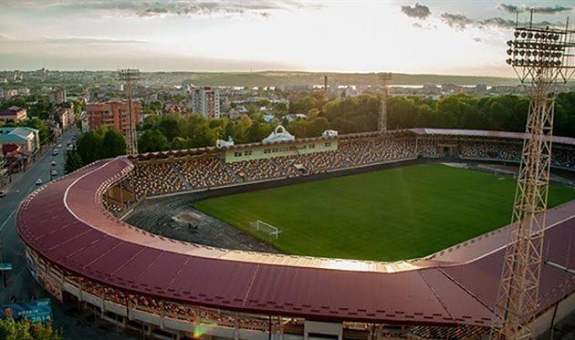 Стадион тернопольской Нивы, ФК Нива Тернополь