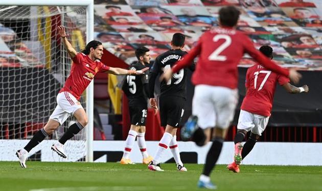 Манчестер Юнайтед — Гранада, Getty Images