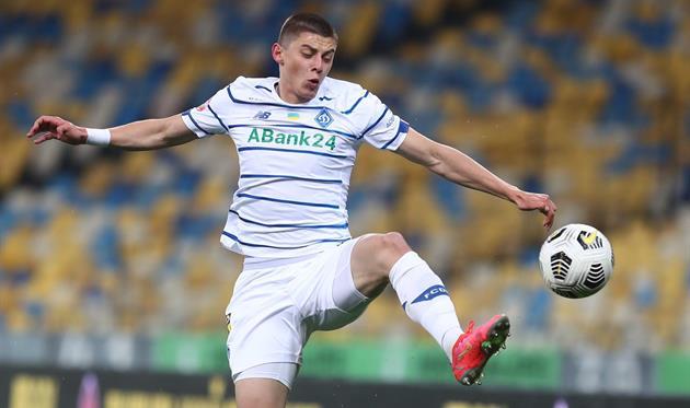 Виталий Миколенко, ФК Динамо Киев