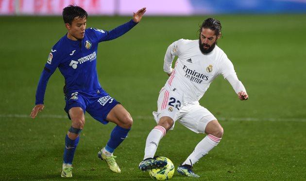 Хетафе - Реал Мадрид, Getty Images