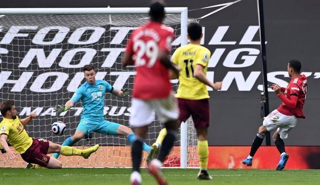 Манчестер Юнайтед — Бернли, Getty Images