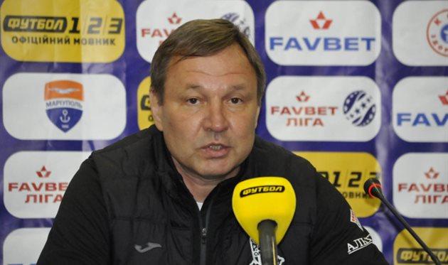 Юрий Калитвинцев, ФК Мариуполь