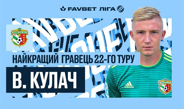 Владислав Кулач, УПЛ