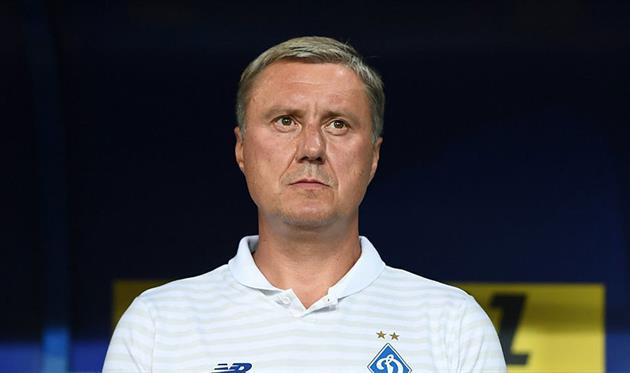 Хацкевич — о Динамо: Фундамент все закладывали, а Луческу пришел уже в готовую команду