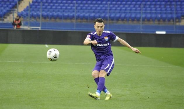 Дмитрий Топалов, фото ФК Мариуполь