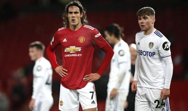 Манчестер Юнайтед — Лидс, Getty Images