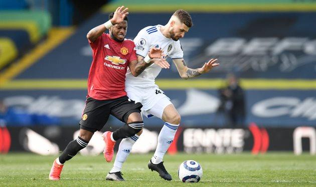 Манчестер Юнайтед - Лидс, getty images