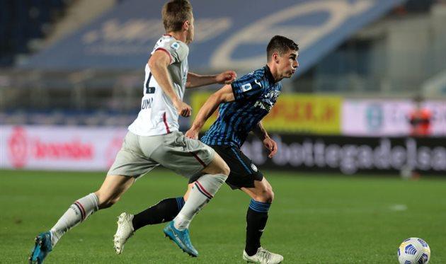Малиновский получил одну из наивысших оценок в матче против Болоньи по версии Whoscored