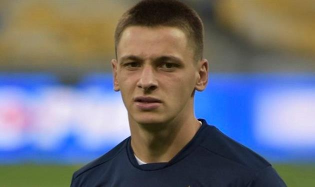Назарий Руcин, ФК Динамо