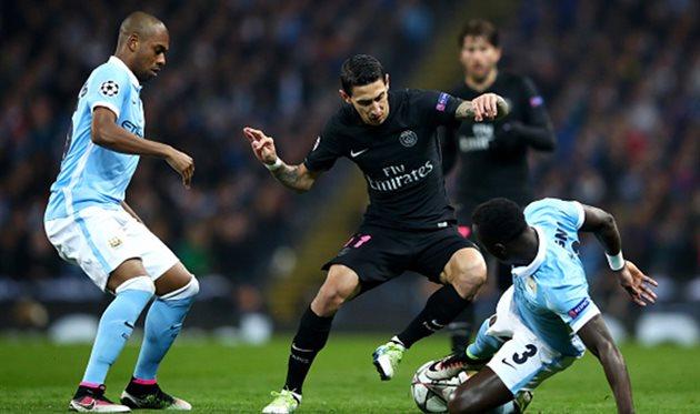Манчестер Сити - ПСЖ, Getty Images