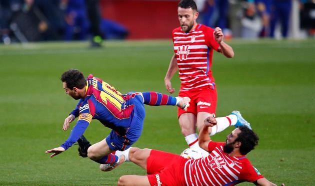 Барселона — Гранада, Getty Images