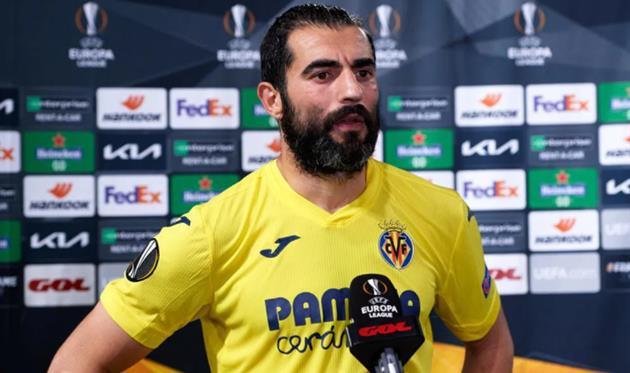 Рауль Альбиоль, УЕФА