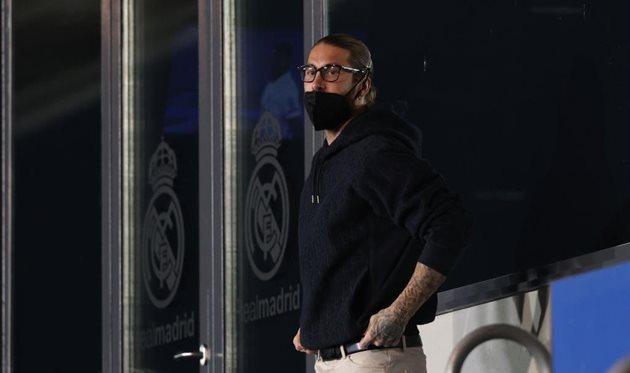 Серхио Рамос снова вне игры, Getty Images