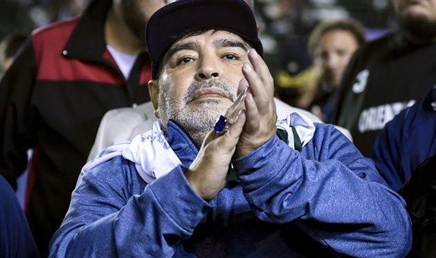 Диего Армандо Марадона, Getty Images