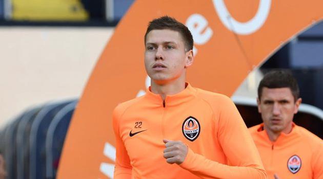 Николай Матвиенко, фото ФК Шахтер Донецк