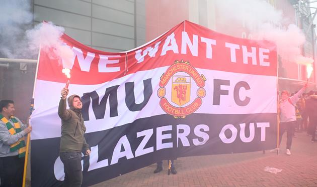 Манчестер Юнайтед - Ливерпуль, getty images