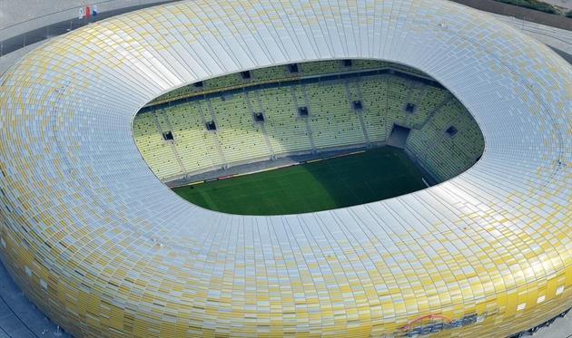 Стадион в Гданске, УЕФА