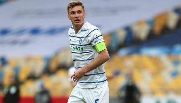 Сергей Сидорчук, фото ФК Динамо Киев