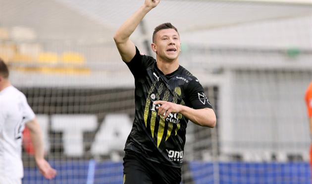 Андрей Борячук, фото Рух