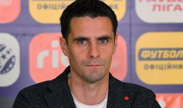 Николай Цымбал, фото ФК Шахтер