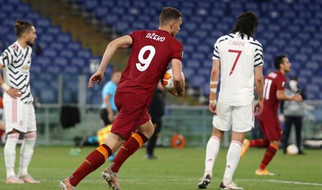 Рома — Манчестер Юнайтед, Пetty Images
