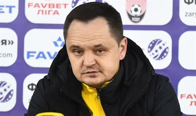 Андрей Купцов, фото ФК Александрия