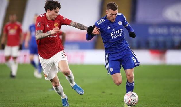 Лестер — Манчестер Юнайтед, Getty Images