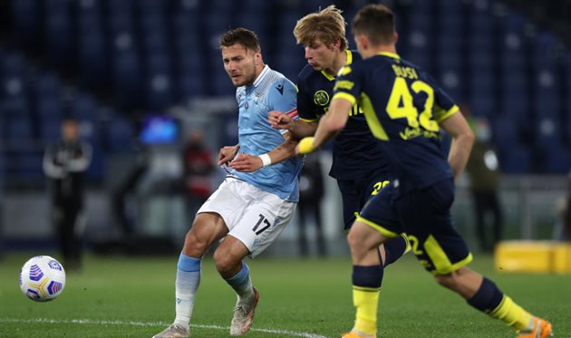 Lazio - Parma 1: 0 Goal video and match review.We present to your attention a video of the best moments of the Italian championship match.