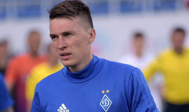 Сергей Сидорчук, ФК Динамо Киев