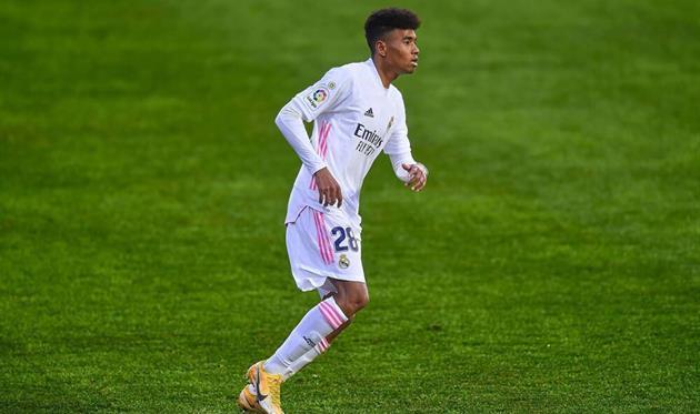 Марвин Пак, Реал Мадрид