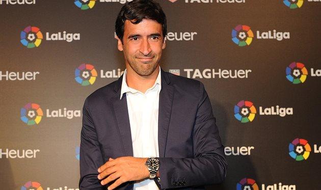 Рауль Гонсалес, Getty Images