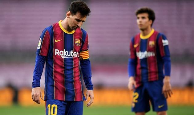 Барселона — Сельта, Getty Images